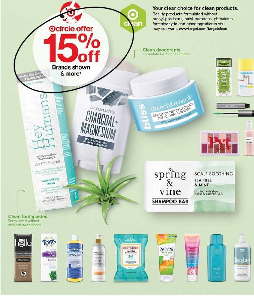 Target deals page 31