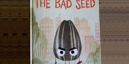 The Bad Seed Hardcover Book From $6.81 on Amazon (Regularly $19) + More Kids Book Deals