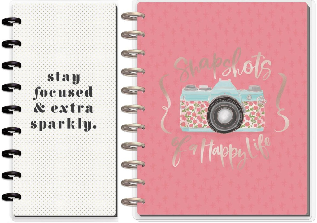 The Happy Planner notebooks