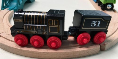 Thomas & Friends Wooden Steam Engine Just $5.50 on Amazon (Regularly $17)