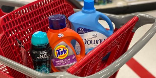 Best Target Weekly Ad Deals 4/18-4/24 (FREE $10 Gift Card w/ $40 Household Purchase & More!)