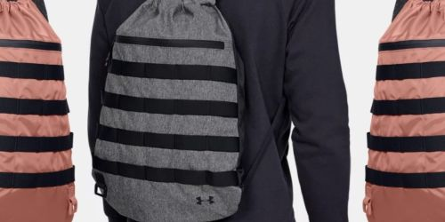 Under Armour Backpacks & Bags from $12.74 Shipped (Regularly $25+)