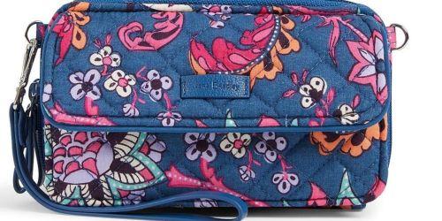 Vera Bradley RFID Crossbody Bag Only $19.99 on Zulily.com (Regularly $85) | 8 Color Options