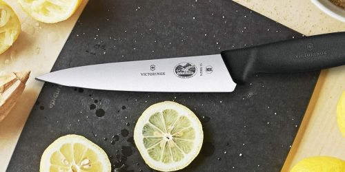 Victorinox 6″ Chef's Knife Only $22.99 Shipped for Amazon Prime Members (Regularly $36)
