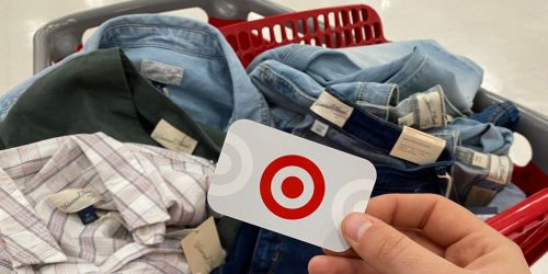 Best Target Weekly Ad Deals 4/25-5/1 (FREE $10 Gift Card w/ $50 Women's Apparel Purchase & More!)