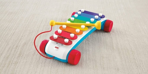 Fisher-Price Classic Xylophone Toy Only $6 on Walmart.com (Regularly $14)