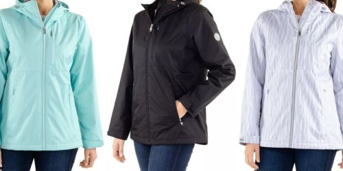 Women's Rain Jackets from $24.49 Shipped on Kohls.com (Regularly $70)