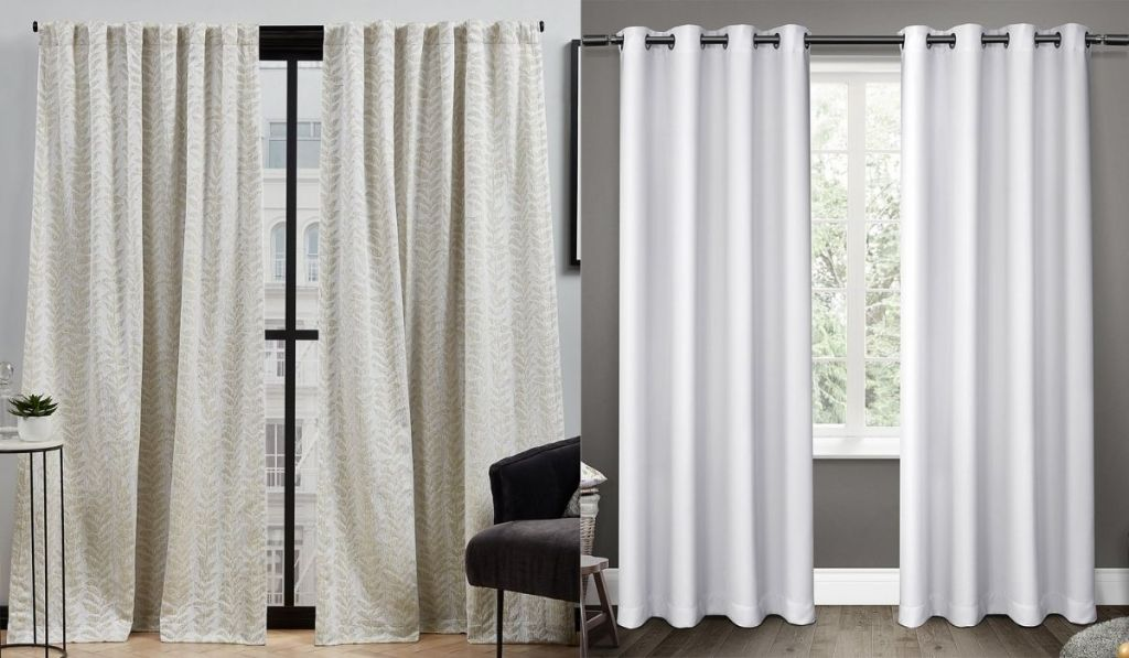 Curtain Panel 2-Packs Only $14.99 on Zulily.com (Regularly $40+)   Extended Lengths Available