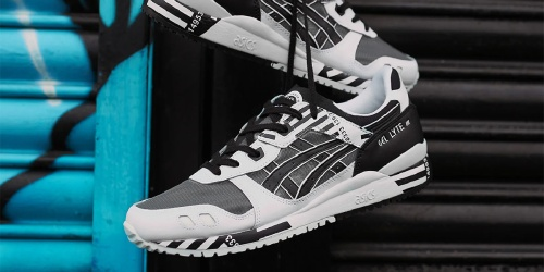 ASICS Retro GEL-LYTE Men's & Women's Shoes Just $63.96 Shipped (Regularly $110) | Gel Insert for Lasting Comfort