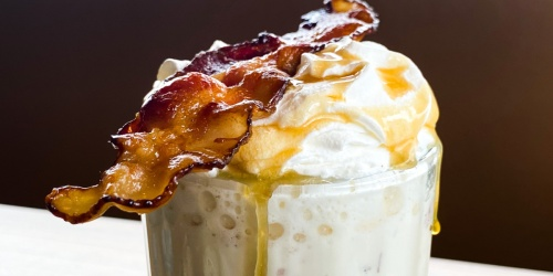 IHOP's Maple Bacon Milkshake is Here & It's Surprisingly Oh So Good!