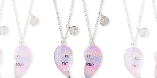 The Children's Place BFF Necklace 2-Pack Just $3 Shipped (Regularly $11)