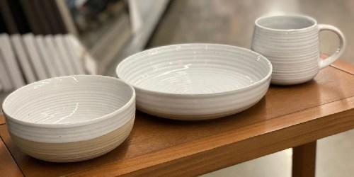 Better Homes & Gardens Stoneware from $2.96 at Walmart | Mugs, Bowls, & Plates