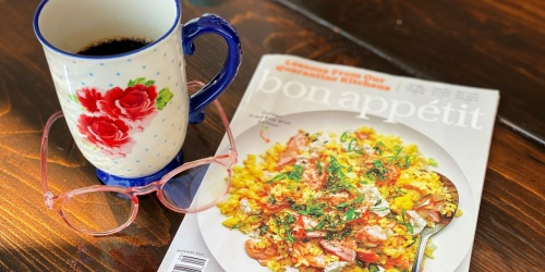 Magazine Subscriptions from $4.65 Per Year | Bon Appetit, Women's Health & More!
