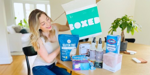 Boxed is Changing the Wholesale Shopping Game – and NO Membership is Required!