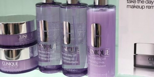 $279 Worth of Clinique Skincare & Cosmetics Only $33.58 Shipped