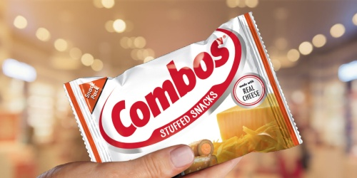 Combos Baked Snack Size 12-Count Variety Pack Just $3 Shipped on Amazon