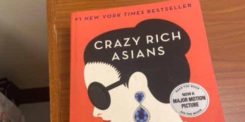 Crazy Rich Asians Kindle eBook Only $1.99 on Amazon (Regularly $10)