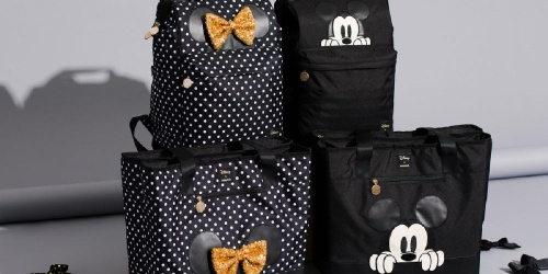 Special Edition Igloo Disney Mickey & Minnie Mouse Soft-Sided Coolers Now Available