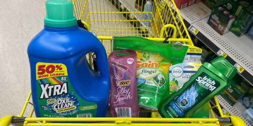 7 Household & Personal Care Items Only $9.45 at Dollar General | April 17th Only – Just Use Your Phone