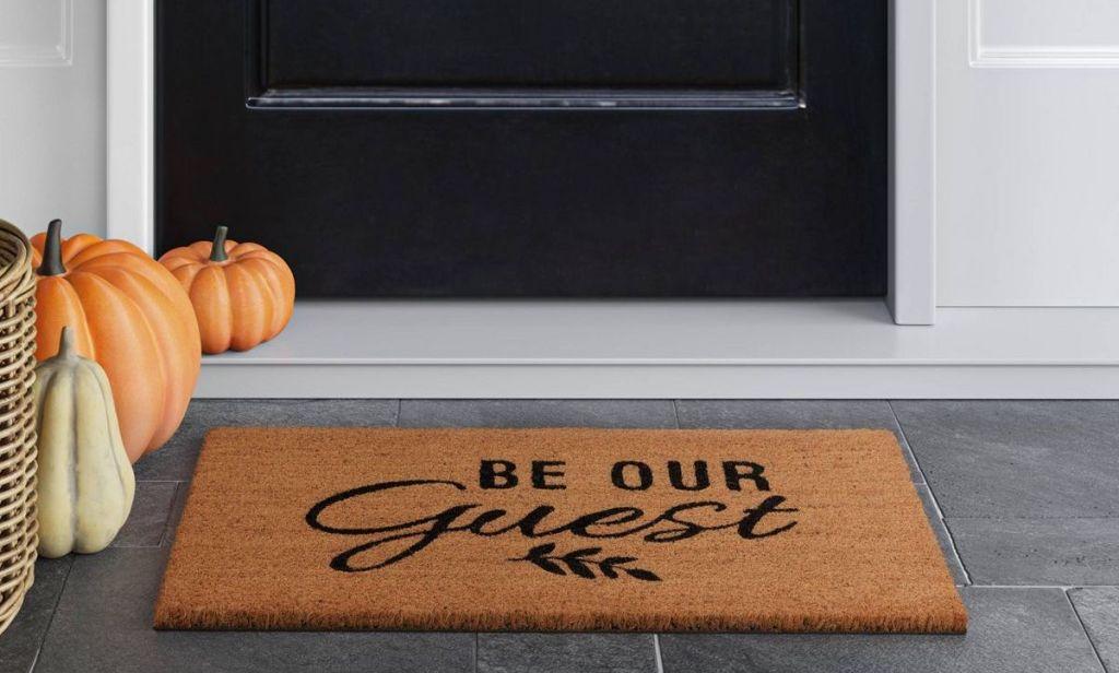 be our guest doormat