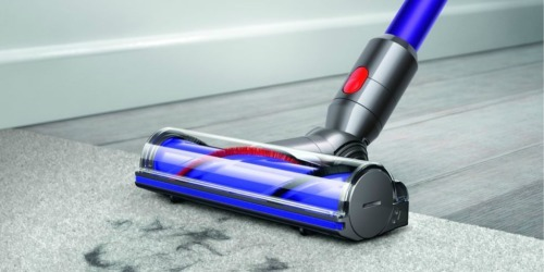 Dyson V7 Cordless Vacuum Stick Only $159.99 + Free Shipping for Prime Members