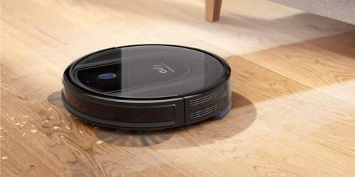 Renewed Eufy Robotic Vacuum Just $129.99 Shipped on Amazon (Regularly $250) | Works w/ Alexa Too!