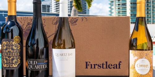 SIX Bottles of Wine Just $24.95 Delivered for Military Members & Veterans | Only $4.15 Each