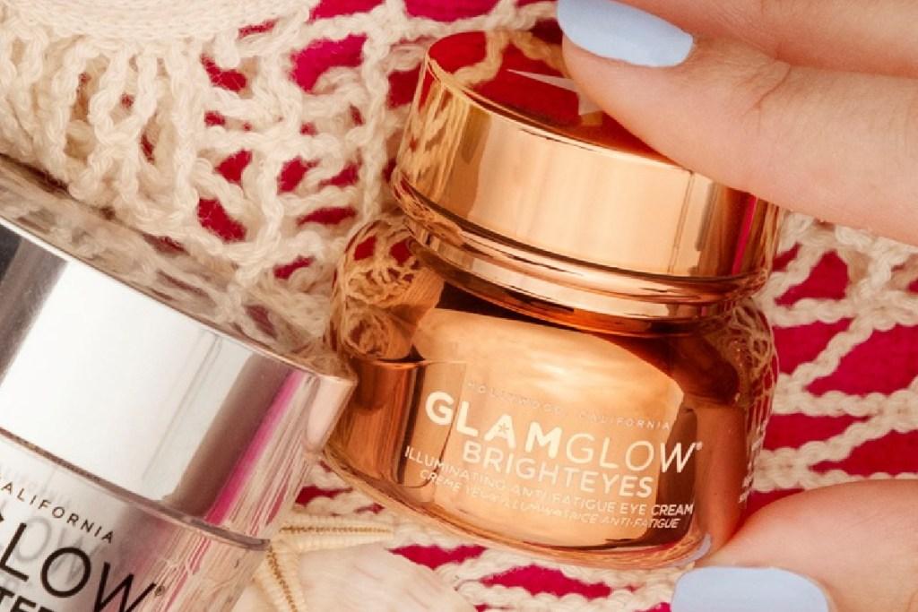 glamglow bright eyes cream