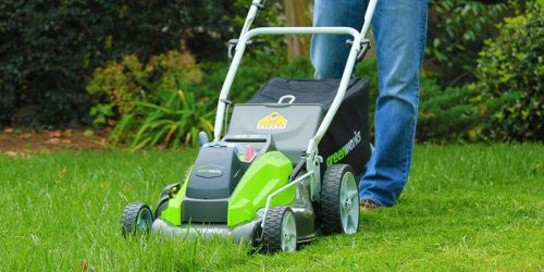 Greenworks Cordless Lawn Mower Just $199.99 Shipped for Amazon Prime Members (Regularly $380)
