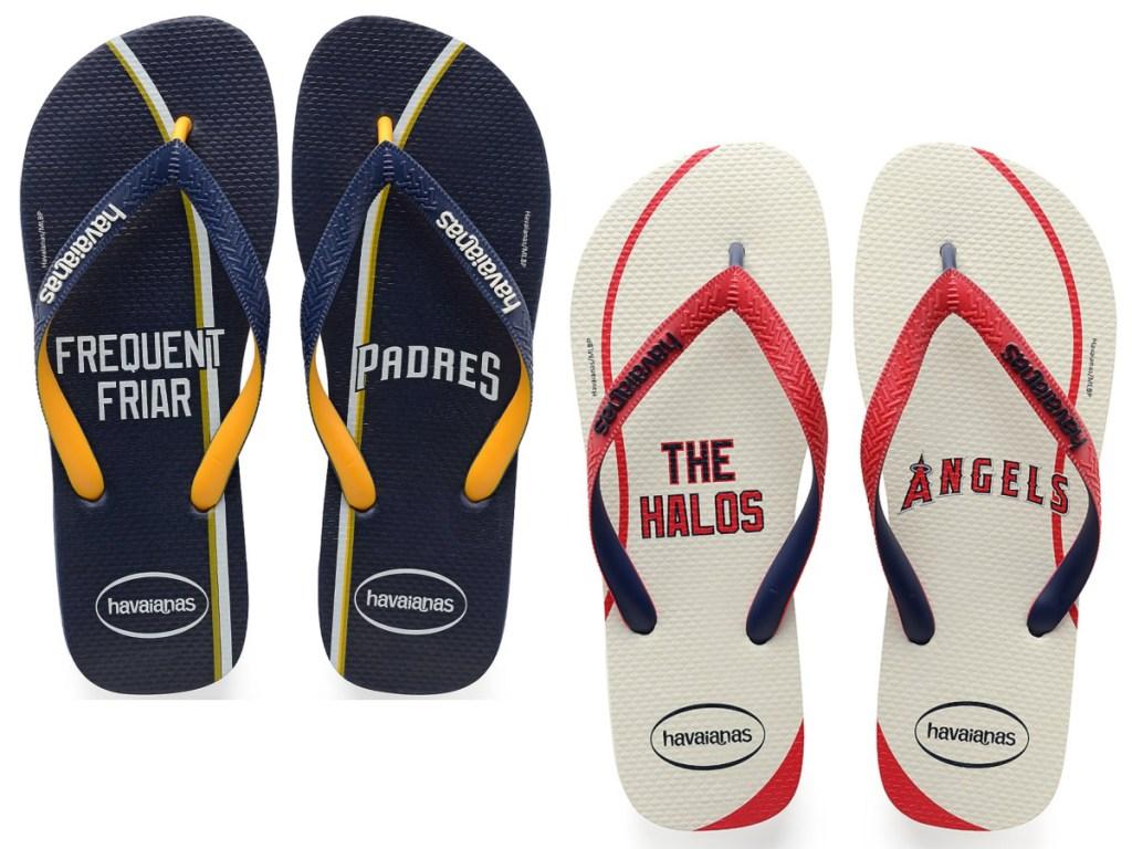 havaianas MLB mens sandals
