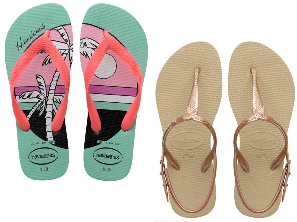 havaianas womens sandals