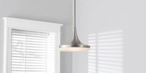 LED Pendant Light Only $25 Shipped on HomeDepot.com (Regularly $67)