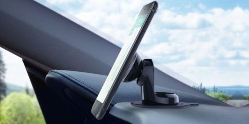 Magnetic Dashboard Smartphone Mount Just $11.99 Shipped (Regularly $20)