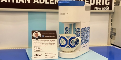 Keurig K-Mini Jonathan Adler Coffee Maker Only $49.99 Shipped on Target.com (Regularly $100)