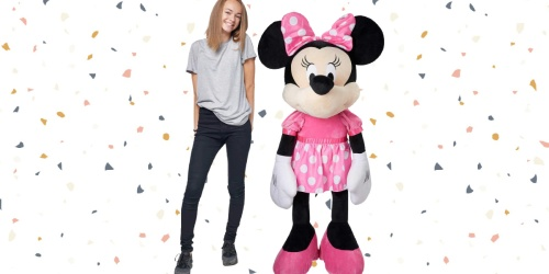 JUMBO Disney Minnie Mouse Plush Only $19.97 Shipped on Costco.com