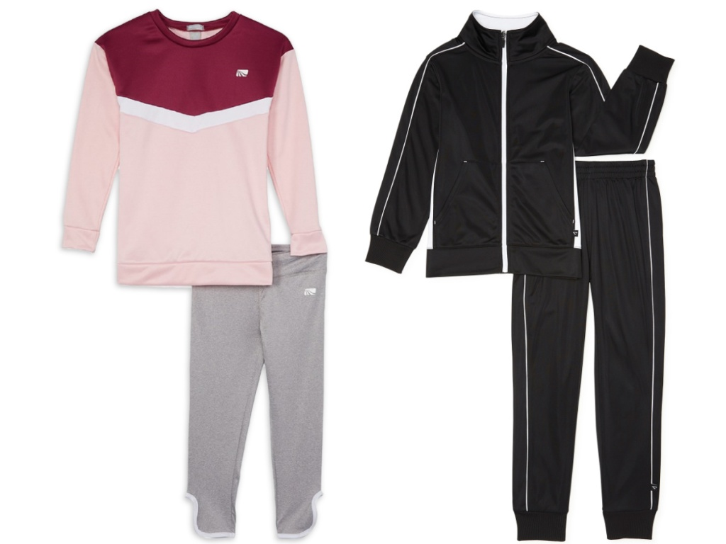 kids activewear sets