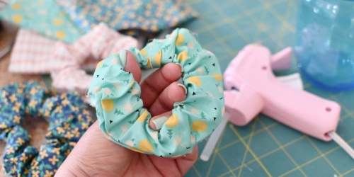 Make Cute & Trendy DIY Hair Scrunchies Without Sewing!