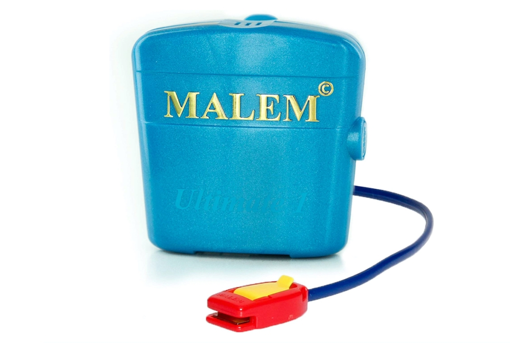 malem bed wetting alarm