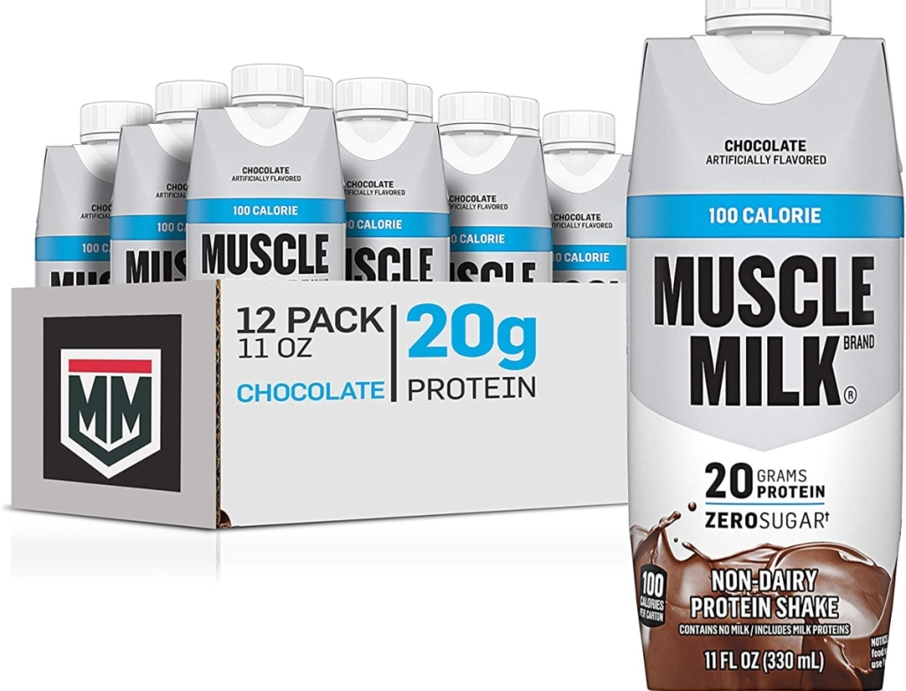 Muscle Milk, chocolate