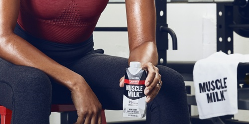 Muscle Milk Protein Shake 12-Pack Only $10.48 Shipped on Amazon (Regularly $23)