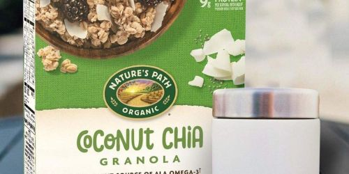 Nature's Path Organic Granola Cereal Just $2 Shipped on Amazon