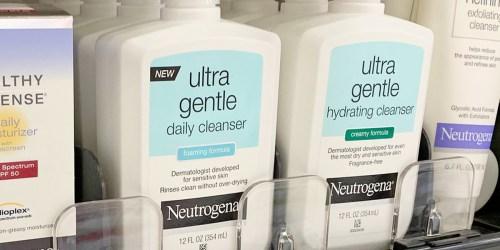 Neutrogena Face Wash Only $3.43 Each Shipped on Amazon
