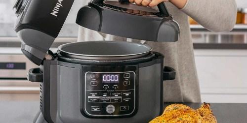 Ninja Foodi Pressure Cooker, Air Fryer & Dehydrator Only $119.99 Shipped for Costco Members (Regularly $160)