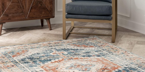 Area Rugs from $27 Shipped on Amazon (Regularly $58+)