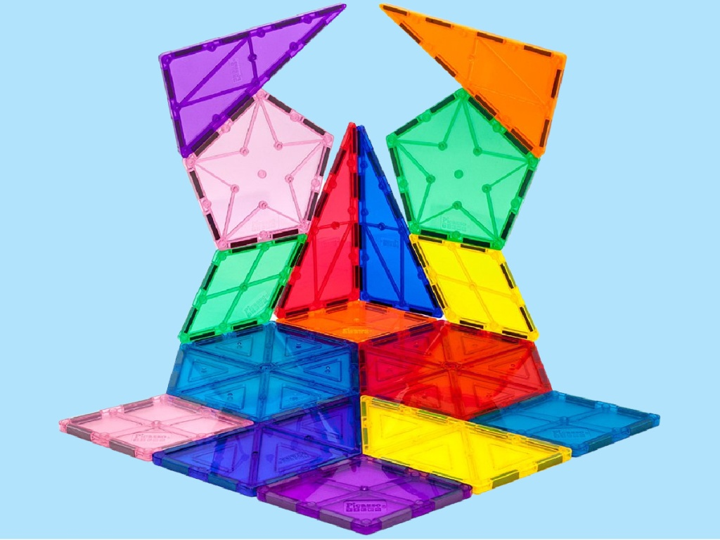 colorful PicassoTiles