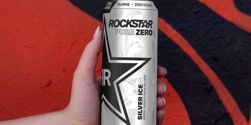 Rockstar Energy Drink 12-Pack Just $11.40 Shipped on Amazon (Only 95¢ Per Can!)