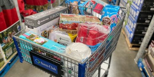 FREE $45 Sam's Club Gift Card w/ New Membership (Like Scoring a Free Membership!)