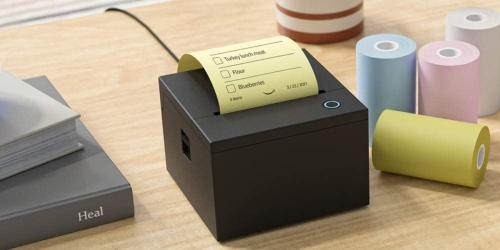 This Alexa-Enabled Device Prints Sticky Notes and NEVER Needs Ink or Toner!