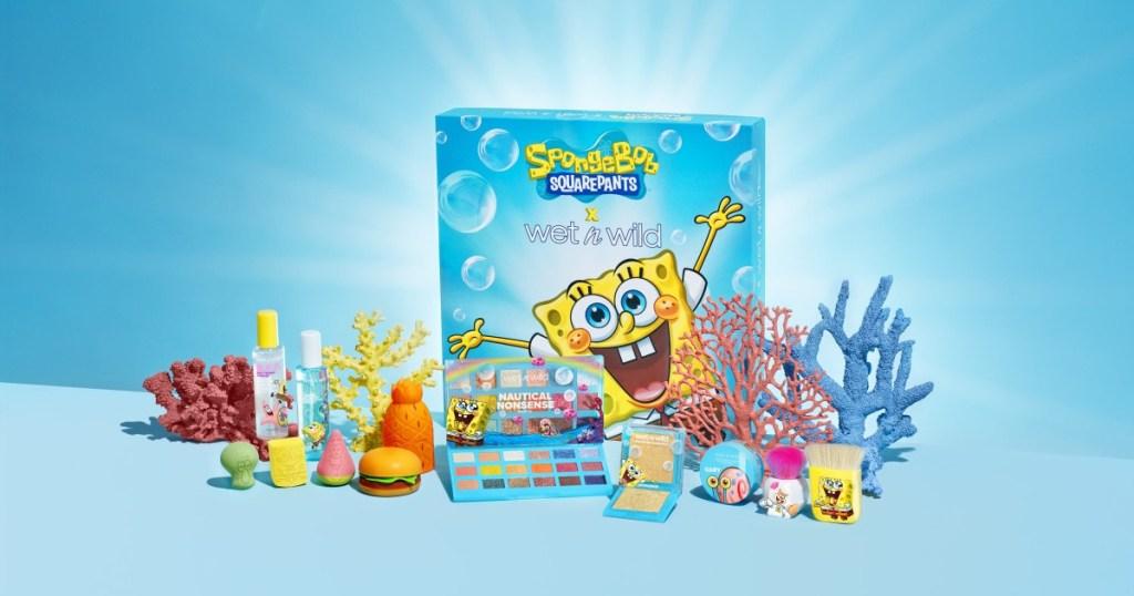 spongebob squarepants makeup