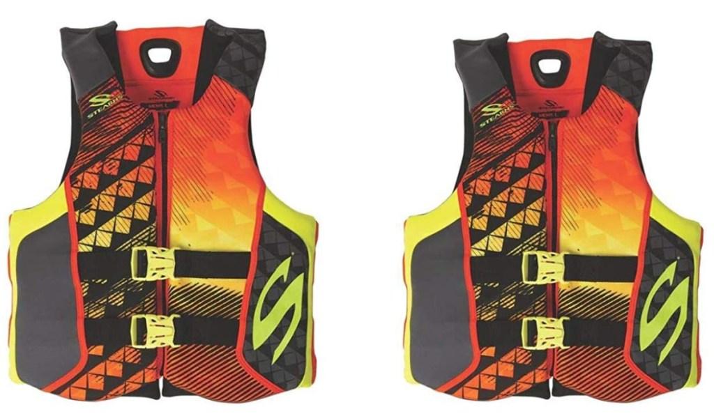stearns life vests 2-pack